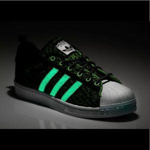 Adidas Superstar GID Glow in the Dark